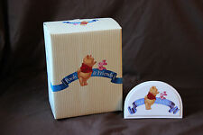 "Disney POOH & FRIENDS ""Pooh & Friends Plaque""  11F 300730 (9)"