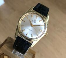OMEGA SEAMASTER AUTOMATIC Cal. 552 Ref. 14700 VINTAGE  GOLD & STEEL  MEN WATCH