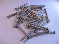 MS20470E4-22 Aluminum Rivet - NOS Qty 50