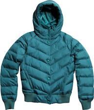 Fox Racing Women's Emerald Sallye Hooded Puffer Jacket - Size Medium