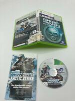 Microsoft Xbox 360 CIB Complete Tested Tom Clancy's Ghost Recon: Future Soldier