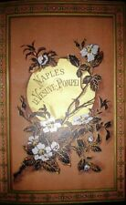 1850-1899 Französische Antiquarische Bücher aus Europa für Reiseführer & Reiseberichte