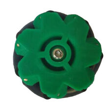 Omni Wheel Mecanum Wheels with Coupling Equipped with 3/4/5/6/7mm