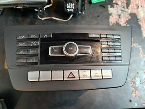 2012 MERCEDES C W204 A2049003509 CD- RADIO look pictures