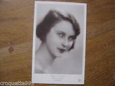 carte postale ancienne CPA Postcard MISS EUROPA HONGRIE Bozsi Simon