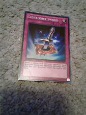Yu Gi Oh Lightforce Sword LCYW-EN093 NRMT 1st Edition