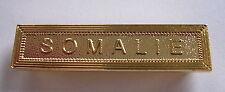 FRANCE: Agrafe barrette SOMALIE pour rubans de médailles militaires diverses