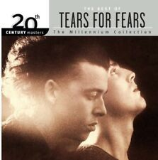Tears for Fears - 20th Century Masters: Millennium Collection [New CD] Jewel Cas