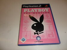 PlayStation 2 PS 2 playboy-the Mansion