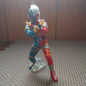Kikaida figure doll rare retro Hero Tokusatsu Japan hobby goods m238