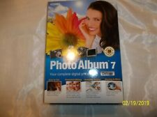 Corel PhotoAlbum 7 your Complate Digital Photo Suite