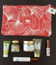 Origins Plantscription Powerful Lifting Cream + Lotion, Cleanser,  Mascara & bag