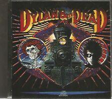 BOB DYLAN & GRATEFUL DEAD - Dylan & the Dead - CD - Very Good - Read