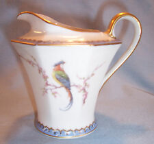 Haviland H&C Limoge PARADISE Coffee Tea CREAMER Milk Pitcher Eden Blois Chambord
