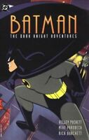 BATMAN: THE DARK KNIGHT ADVENTURES