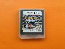 A lot of 1 Pokemon Platinum (USA Version) Game Card for Nintendo NDS,3DS,NDSXL
