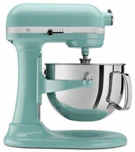 KitchenAid Professional Pro 5 Plus 5 Quart Stand Mixer | ICE BLUE KV25G0XIC