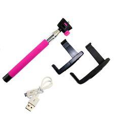 Nuevo Monopie Selfie Stick Bluetooth Telescópica Teléfono Inalámbrico Cámara titular Foto