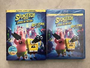 The Spongebob Movie: Sponge On The Run (Blu-ray + DVD + Digital, Bilingual)