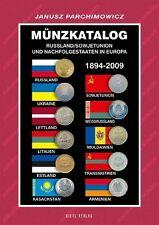 Münzkatalog Russland/SU und Nachfolgestaaten 1894-2009*