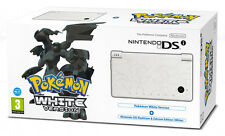 DSi - Pokemon White Nintendo DSi (Reshiram & Zekrom Edition) Brand New & Sealed
