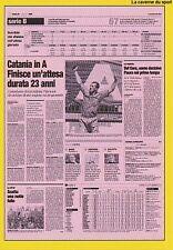 N°709 LA GAZZETTA DELLO SPORT FIGURINE STICKER PANINI CALCIATORI 2010