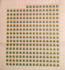 VIETNAM BOGEN SHEET ABART VARIETY 256 STAMPS PORTO MiNr: 36 ** MNH MILIZ WORK