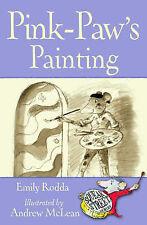 Squeak Street: Pink-Paw's Painting (Squeak Street Stories), Emily Rodda, New Boo