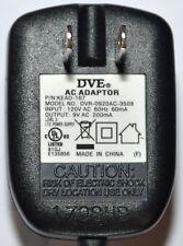 Motorola Radio KEAD-167 9V AC Adapter CH610 CH610D CH610E CH620 CH640 DVR-0920AC