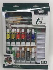 Royal Brush essentials(Tm) Art Set - Oil Painting