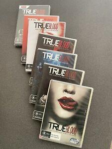 True Blood (DVD, Entire Series!)