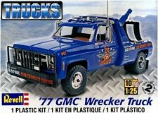 Revell 1/25 '77 GMC Wrecker Truck Plastic Model Kit 85-7220 857220