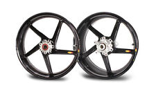 BST Carbon Fiber Rims Wheels Aprilia 250 RS250