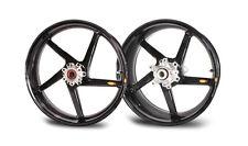 BST Carbon Fiber Rims Wheels Aprilia RSV4 RSV 4 RSV4R RSV1000 Mille Falco Tuono