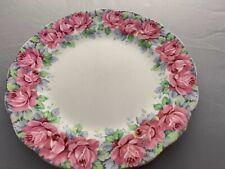 Royal Standard Rose Of Sharon Side Plate