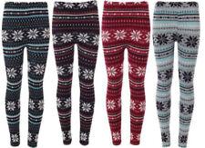 Acrylic Full Length Petite Leggings for Women