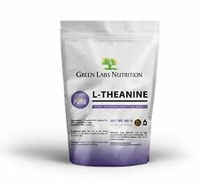 L-Theanine Pure Powder Stress Anxiety High Quality