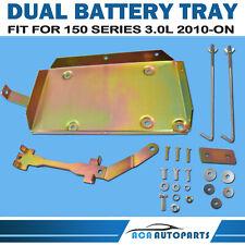 4x4 Dual Battery Tray Kit Fit Toyota Prado 150 Series 3.0L TD 2010-ON Copper