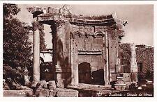 LEBANON - Baalbeck - Temple de Venus - Photo Postcard 2