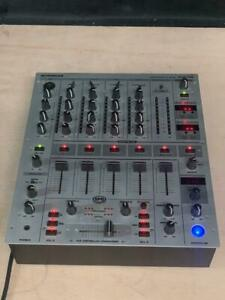 BEHRINGER DJX700 4 CHANNEL DJ MIXER WITH DIGITAL EFFECTS | BUY WITH CONFIDENCE!