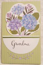American Greetings PREMIER 3D Mothers Day Grandma 3 Panel Greeting Card $7.99
