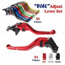 Roller Adjustable Brake Clutch Levers for Hyosung GT250R 2006 2007 2008 2009 10