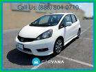 2012 Honda Fit Sport Hatchback 4D Alloy Wheels AM/FM Stereo CD/MP3 (Single Disc) Keyless Entry Air Conditioning