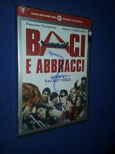 cofanetto+DVD Nuovo film P.Virzì F.Paolantoni E.Gabbriellini BACI E ABBRACCI