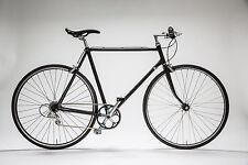 Camparello ITA RACER-BICICLETTA DA CORSA quadro 57 Speedbike Fixie Citybike Vintage