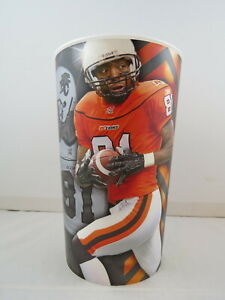 BC Loins Promo Glass - Featuring Geroy Simon - BC Place in Stadium Soda Glass
