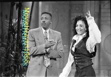 SHEILA E ARSENIO HALL SHOW 35mm SLIDE NEGATIVE 3609 PHOTO TRANSPARENCY