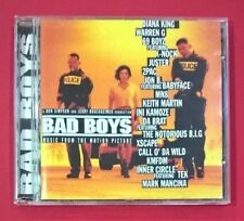 Bad Boys - Music From The Motion Picture - 1 CD - USADO - BUEN ESTADO