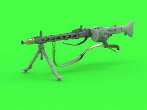 MRGM35-024 - NEW Master 1:35 MG-42 - German Machine Gun (7.92mm)