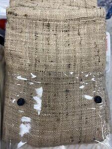 Ralph Lauren Cecily Keeton Tan European Sham 100%  Silk cover  NWT $285
